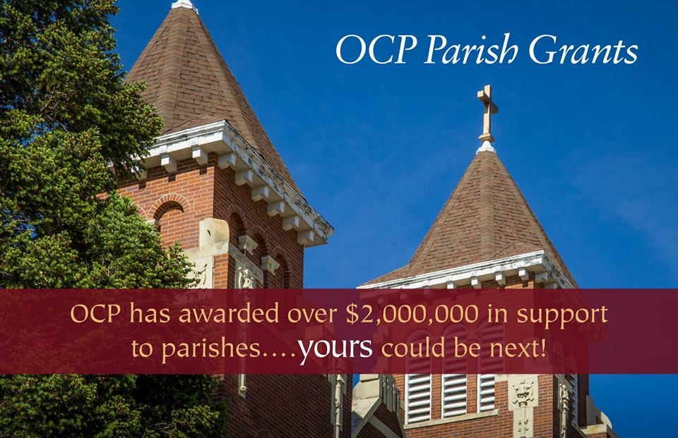 Oregon Catholic Press Parish Grants