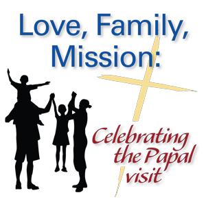 Celebrating the Papal visit