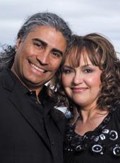 Estela García-López y Rodolfo López