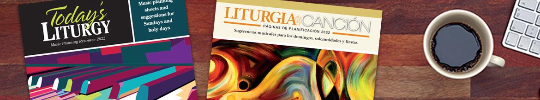 Today's Liturgy & Liturgia y Canción