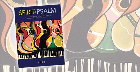 Spirit & Psalm cover