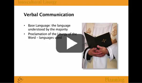 Screenshot for Intercultural Liturgy Part 2