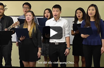Vietnamese choir