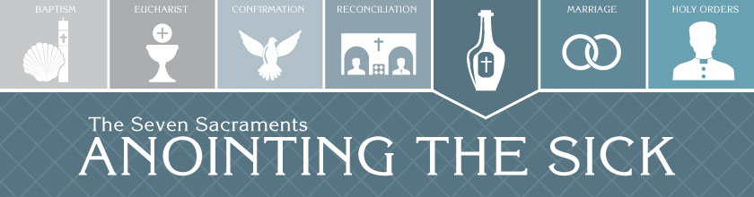 The Seven Sacraments: Last Rites and Anointing of the sick