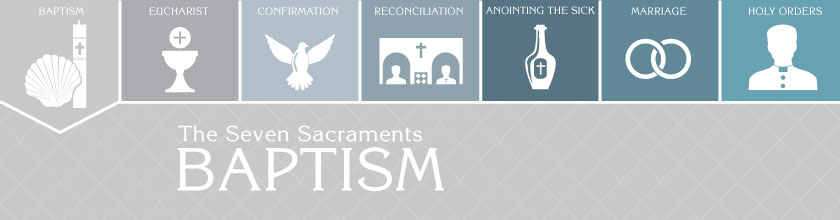 The Seven Sacraments: Baptism