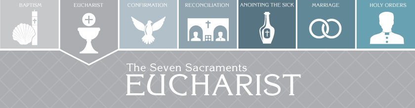 The Seven Sacraments of the Church are: