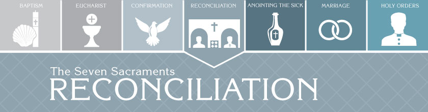 The Seven Sacraments: Sacrament of Reconciliation