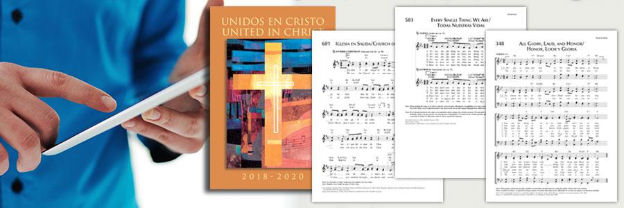 Unidos en Cristo / United in Christ cover