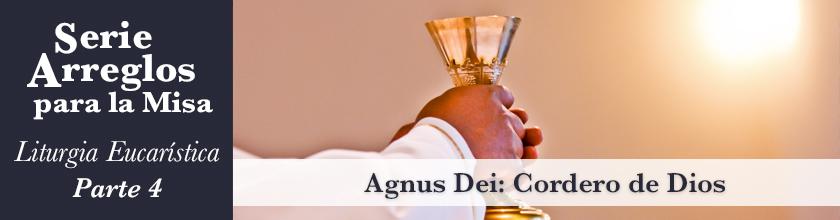 Agnus Dei, Lamb of God