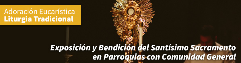 Eucharistic Adoration: Contemporary Liturgy