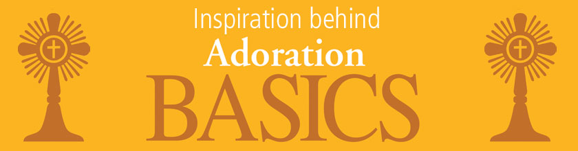 Inspiration behind Adoration Basics