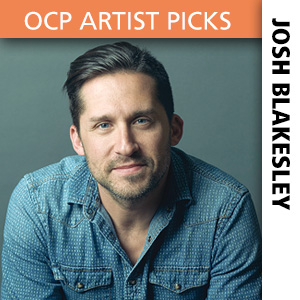 Josh Blakesley Artists Picks