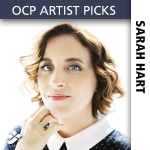 Sarah Hart Artist Picks