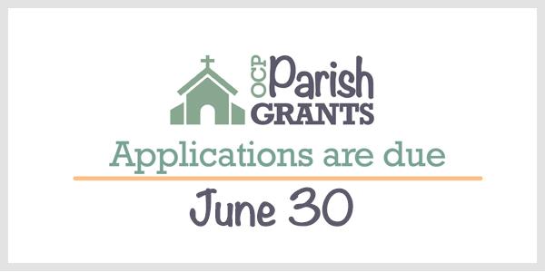 OCP Parish Grants 2020