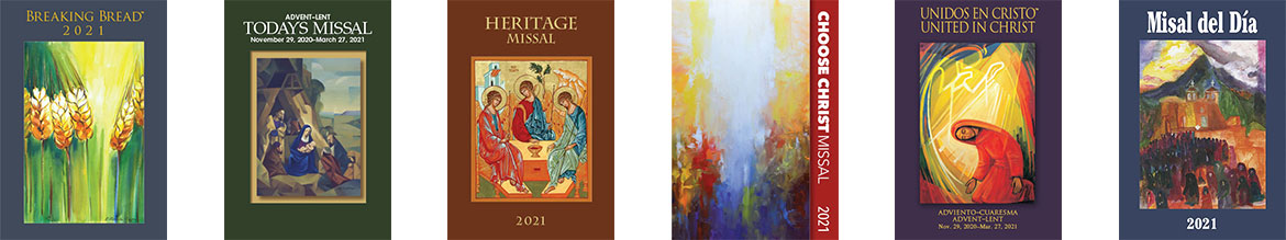 Parishioner Personal Missal Program Missals