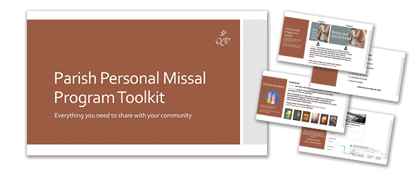 Parishioner Personal Missal Program Toolkit