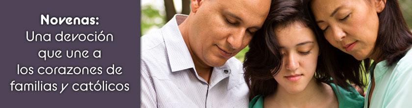 Novenas: Una devoción que une a los corazones de familias y católicos