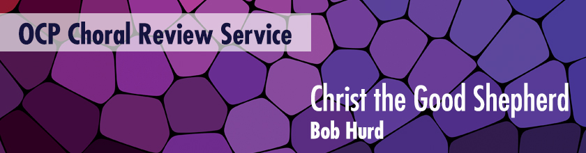 Artwork for A reflection from Bob Hurd on 'Christ the Good Shepherd'
