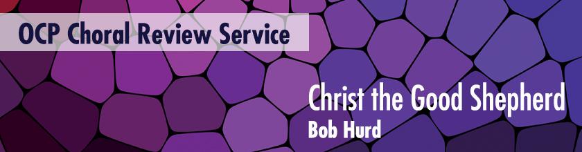 Artwork for A reflection from Bob Hurd on 'Christ the Good Shepherd'