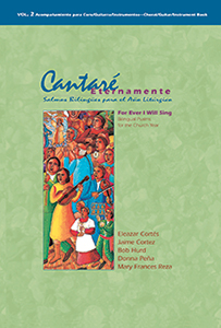 Cantaré Eternamente/ For Ever I Will Sing, Volume 2