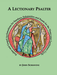 A Lectionary Psalter cover