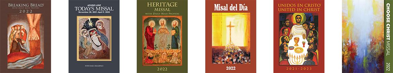 Parishioner Personal Missal Program Missals