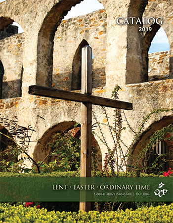 Lent • Easter • Ordinary Time Catalog 2019 cover