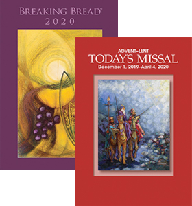 Cover: for Breaking Bread and Today's Missal