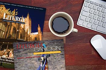 Today's Liturgy and Liturgia y Canción