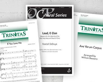 Choral Music Octavos