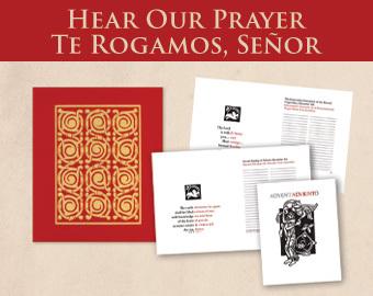 Hear Our Prayer / Te Rogamos, Señor