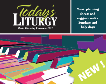 Today's Liturgy Annual Planner 2022