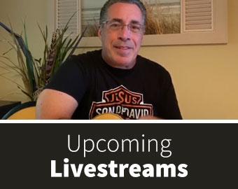 Upcoming Livestreams