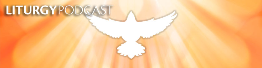 Pentecost Sunday: At the Vigil Mass (May 19, 2018)