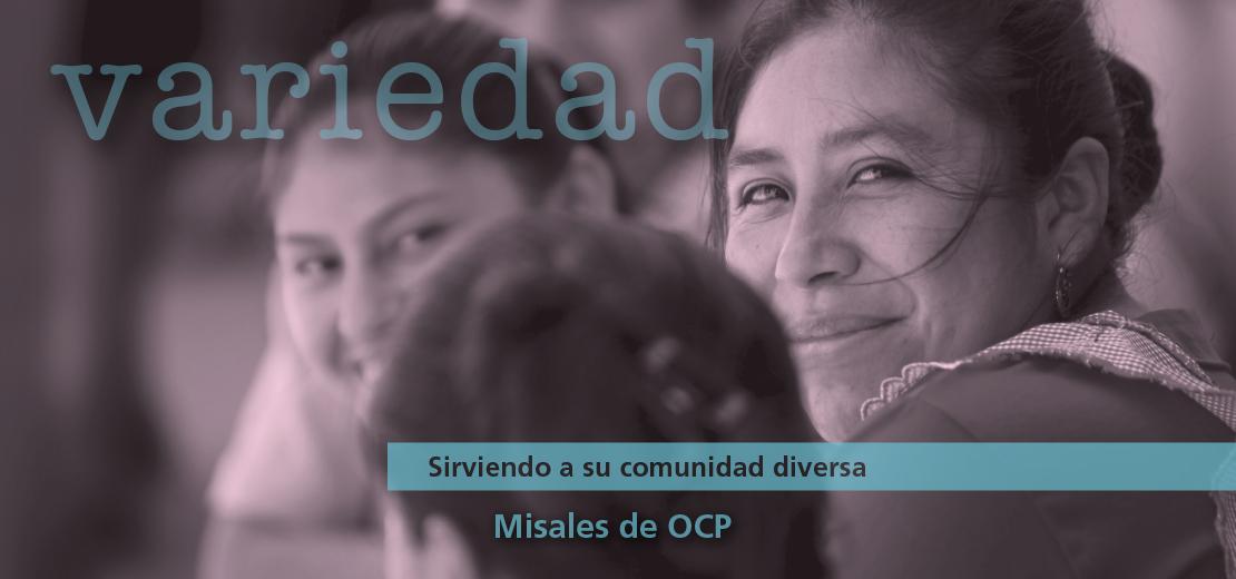 Misales e Himnarios de OCP