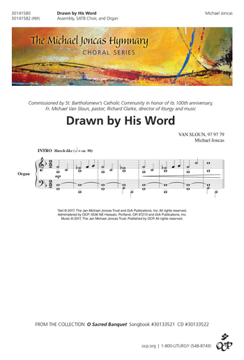The Michael Joncas Hymnary Choral Series