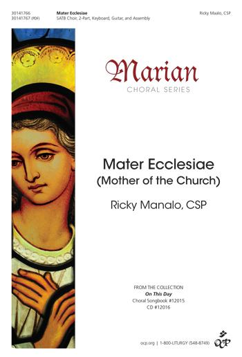 Marian Choral Series