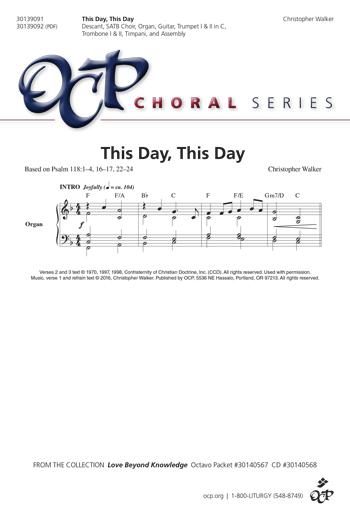 OCP Choral Series
