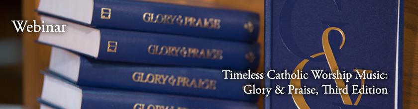 Glory & Praise hymnals