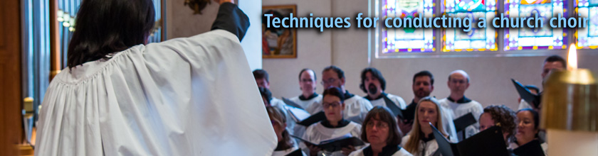 Webinar: Techniques for Conducting a Church Choir