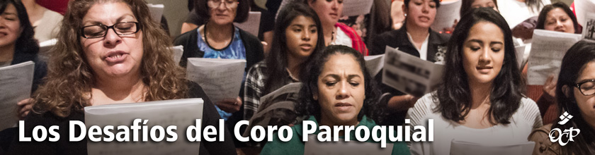 Desafíos del Coro Parroquial