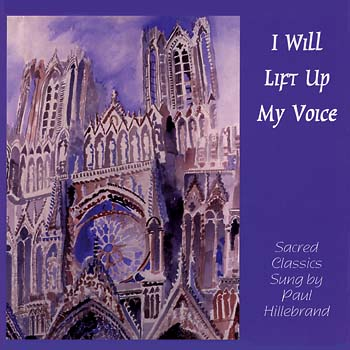 I Will Lift Up My Voice