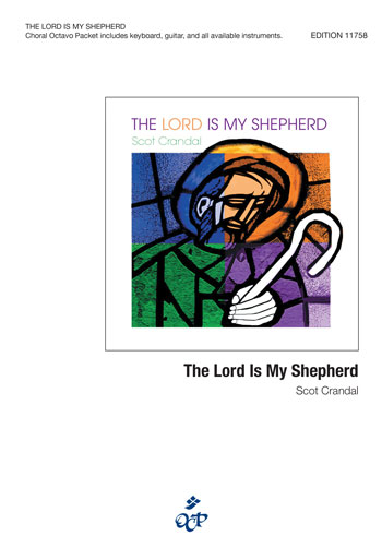 The Lord Is My Shepherd [Octavo Packet]