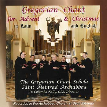 Gregorian Chant for the Seasons