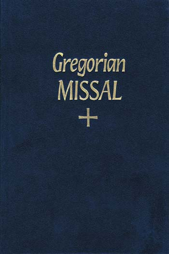 Gregorian Missal for Sundays