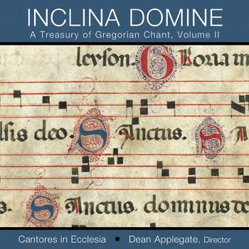 A Treasury of Gregorian Chant, Volumes I & II