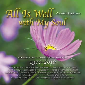 All Is Well with My Soul [CD]