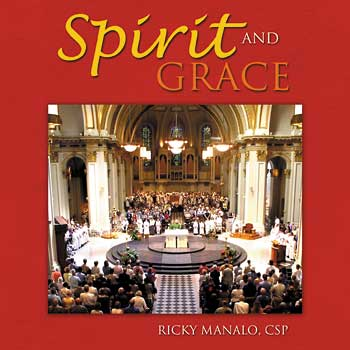 Spirit and Grace [CD]