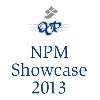 NPM Showcase 2013
