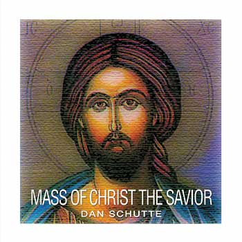 Mass of Christ the Savior [CD]